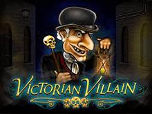 Играйте в казино Супер Слотс в Викторианский Злодей